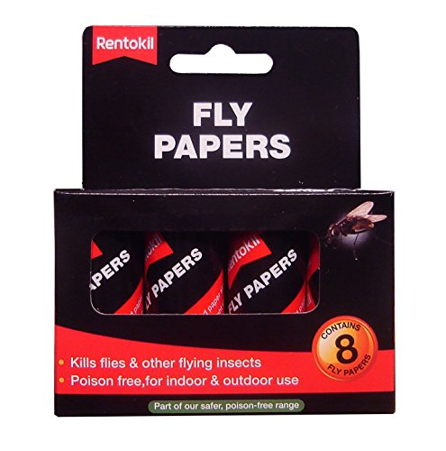 rentokil-ff89-pesticide-free-fly-paper-pack-of-8