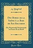 Des Bords de la Sane La Baie de San Salvador: Ou, Promenade Sentimentale En France Et Au Br'sil (Classic Reprint)