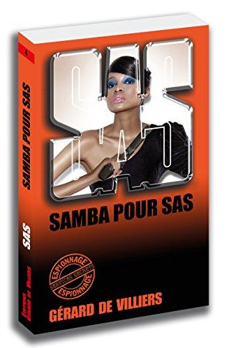 SAS 4 Samba pour SAS par Gerard de Villiers