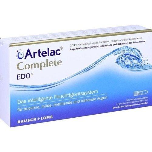 Artelac Complete EDO Augentropfen, 30x0,5 ml