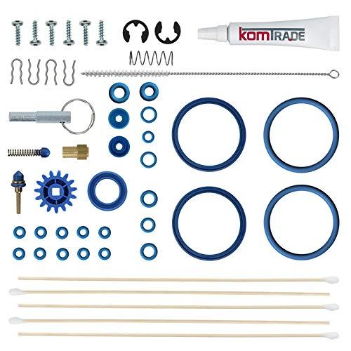 Reparatur-, Wartungs- / Inspektionsset PREMIUM (XXXL) für Jura Impressa & Jura ENA mit Video - Reparaturanleitung