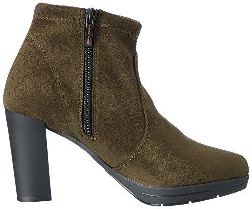 NR RAPISARDI Damen D1400 Stiefel Grün (Wood Chamois)