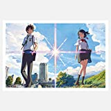 #9: Crazyink Anime School Boy & Girl Poster (18 by 12 inch)
