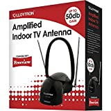 Best Amplified Digital Antennas - Lloytron A426 Amplified Indoor TV Antenna with Digital Review