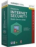 Kaspersky internet security 2016 (3 postes, 1 an) - mise à jour