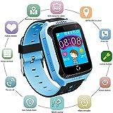 Niños Smartwatch Localizador GPS, Reloj Teléfono con GPS LBS Tracker...