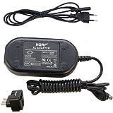 HQRP Chargeur / AC Adaptateur Secteur pour Pentax K-AC50 remplacement; 39365, 39364, K5, K7, K10D, K20D, K645 Appareil Photo Numérique