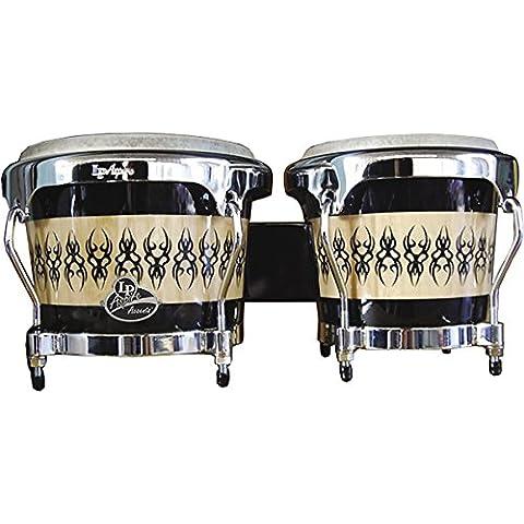 LP Latin Percussion LP810552 Aspire Accent Bongo, Finitura Scarabeo, LPA601-SCC