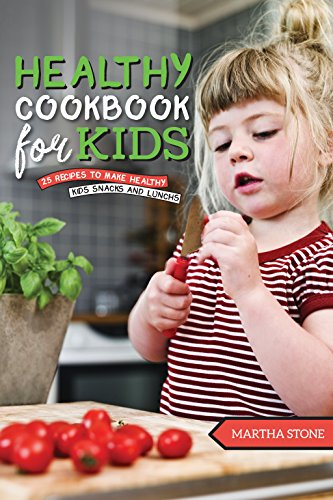 Paula Deen Cookies (Kids Healthy Cookbook: 25 Recipes to Make Healthy Kids Snacks and Lunches - One of the best Cookbooks for Kids for Everyone (English Edition))