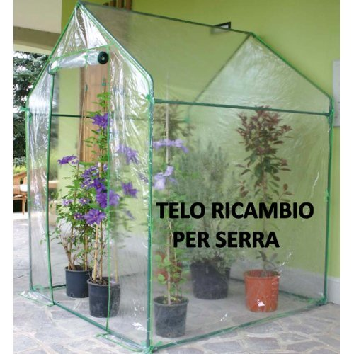 Verdemax 2647 - Telo Di Ricambio Per Serra Clematis