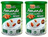 (2 Pack) - Ecomil - Almond Powder | 400g | 2 PACK BUNDLE