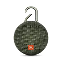 JBL JBLCLIP3GRN Taşınabilir Bluetooth Hoparlör, Yeşil