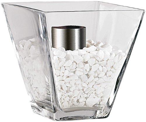 *Carlo Milano Tisch Ethanol Öfen: Glas-Dekofeuer*