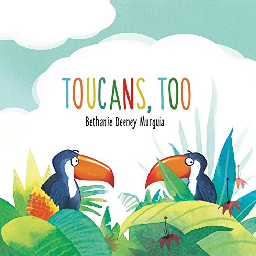 Toucans, Too por Bethanie Deeney Murguia
