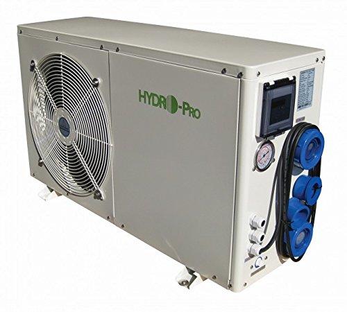 Hydro-Pro Schwimmbad Wärmepumpe 5kW (bis -5°C) bis 20 m³