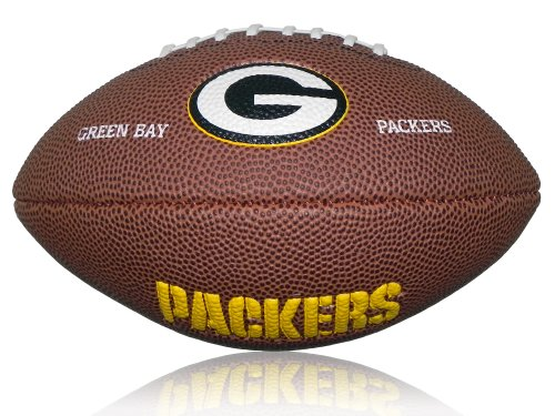 Greenbay Packers Logo, Braun, Mini, WL0206264220 (Nfl Footbal)