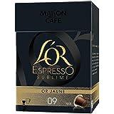 L'OR Espresso Sublime Or Jaune x10 - ( Prix Unitaire ) - Envoi Rapide Et Soignée