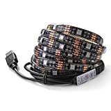 XCSOURCE® 2m RGB TV Hintergrundbeleuchtung LED Streifen USB Heimkino Farben ändernde helle Einstellbare USB Powered Eingebauter Controller LD954