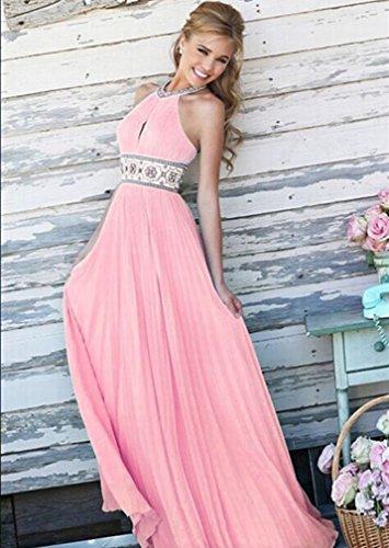QP Hochzeitskleid Moderne Kleid Kleid Kleid Kleid Hochzeitskleid Kleid Kleid Hochzeitskleid, B, S (Kostüm Bleu Gris)