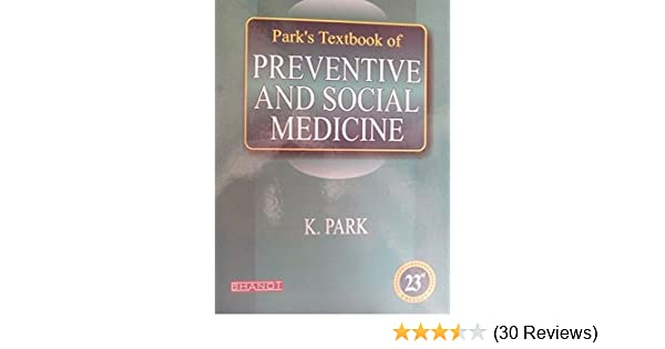 Buy park textbook of preventive and social medicine part psm buy park textbook of preventive and social medicine part psm book online at low prices in india park textbook of preventive and social medicine part fandeluxe Choice Image