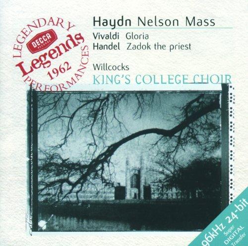 Handel: Coronation Anthem No. ...