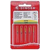 Singer Jersey-Nadeln 2045/Stärke 70/130/705 H-S/5 Nadeln