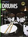 Rockschool Drums - Grade 1 (2012-2018) Book & Audio Download Card