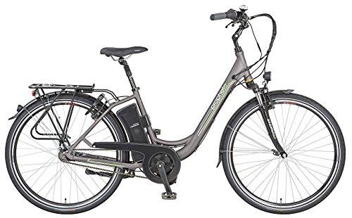 Prophete E-Bike Navigator 7-Gang Shimano Nexus, Sepia/Matt, 46 cm, 52455-0111