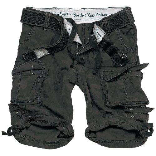Trooper Division Shorts Blackcamo
