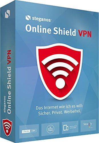 Avanquest Steganos Online Shield VPN