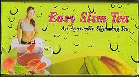 Easy Slim Tea (Pack of 2 ) Herbal ayurvedic slimming Tea