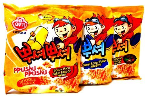 korean-smash-noodle-variety-combo-snack-pack-set-bulgogispicy-ricesweet-sour-flavored-by-ottogi