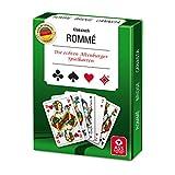 ASS Altenburger 22570071 - Kartenspiel Rommé in Stülpdeckelschachtel - ASS Altenburger