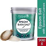 WishCare Natural & Pure Epsom Bath Salt - 900 Grams