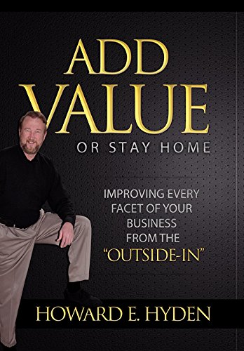 Home-organisation Center (Add Value or Stay Home (English Edition))