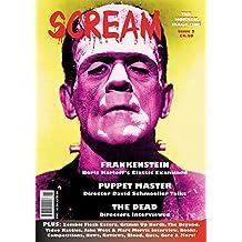 SCREAM: The Horror Entertainment Magazine: Issue 2