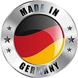 """HAUSWERK Vakuumrollen für Lebensmittel """"Made in Germany"""" (2 Rollen 30 x 600 cm – Sous-vide) Profi-Qualität für alle Folienschweißgeräte - 4"""