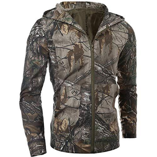 dschungel kleidung Dschungel Camouflage Kleidung Männer Militärische Taktische Jacke Shell Lurker Wasserdichte Armee Camouflage Hoody Mantel Männlichen Dschungel Kleidung Camouflage XL