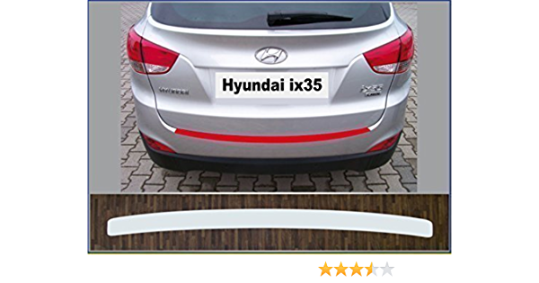 Passgenau Für Hyundai Ix35 Ab 2009 Lackschutzfolie Ladekantenschutz Transparent Auto