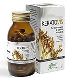 Aboca KERATOVIS Integratore Capelli Unghie 100% Naturale Equiseto Miglio 100CPS