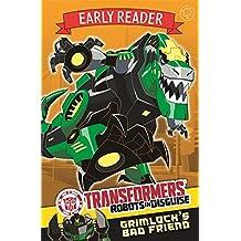 Grimlock's Bad Friend: Book 3 (Transformers Early Reader)