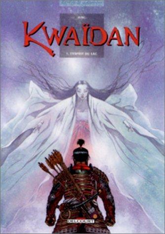 Kwaïdan, tome 1 : L'esprit du lac par JUNG Sik Jun