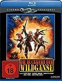 Die Rückkehr der Wildgänse (Cinema Treasures) [Blu-ray]