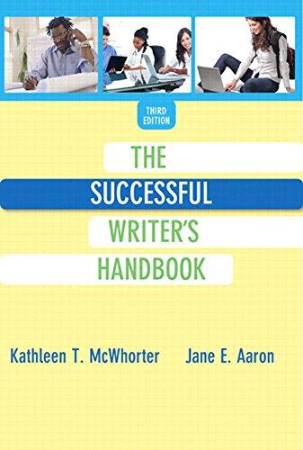 Descargar El Utorrent Successful Writer's Handbook, The, De Epub A Mobi