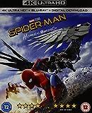Spider-Man Homecoming (2 Discs - Bd & Uhd) (3 Blu-Ray) [Edizione: Regno Unito]