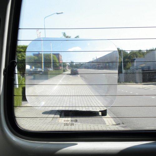 Preisvergleich Produktbild Carpoint 2423273 Weitwinkel Linse 205 x 255 mm rechteck
