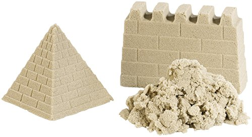*Playtastic : Kinetischer Sand grob, 1 kg (Spielsand)*
