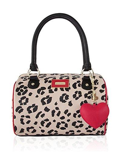 Betsey Johnson Womens Speedy Medium Satchel Shoulder Bag (Johnson Handtasche Betsey)
