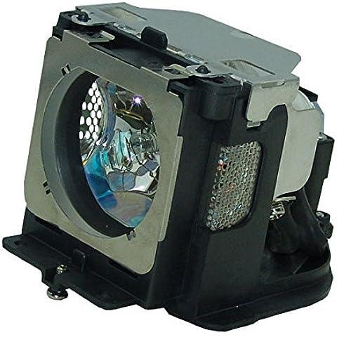 bombilla para proyector lámpara POA-LMP111LMP111610–333–9740lámpara para proyector Sanyo PLC-Wxu30wxu3st xu101XU105lámpara bombillas con carcasa