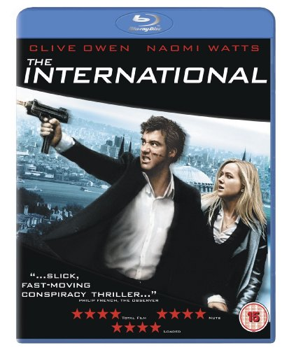 The International [Blu-ray] [UK Import]